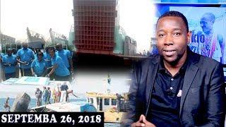 MCL MATUKIO: UINUAJI WA MV NYERERE WAFIKIA PAZURI, MKONO WA POLE WAWAFARIJI WAFIWA