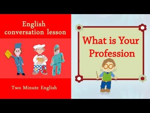 Zanimanja na engleskom, dan 255