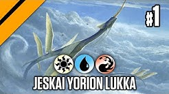Jeskai Yorion Lukka - Top Standard Decks | Ikoria | MTG Arena