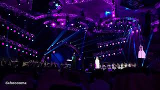 مذهله - محمد عبده حفلة الرياض + تفاعل الجمهور الكبير