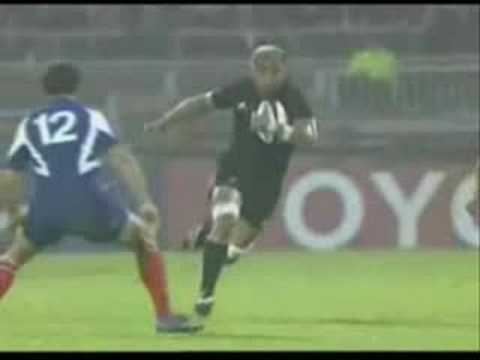 Jason White, Jerry Collins And Sebastian Chabal Compilation
