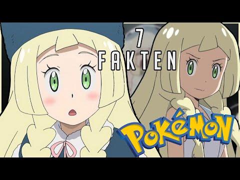 TOP 7 INTERESSANTE FAKTEN über LILLY 😱 In Pokémon Sonne & Mond! 🌴