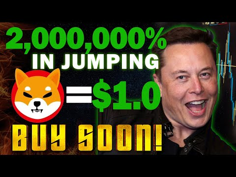 Elon Musk Promotes Shiba Inu Coin and price will hit $1.0 Soon!!