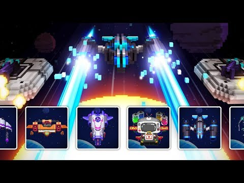 Space War - 2D Pixel Retro Shooter
