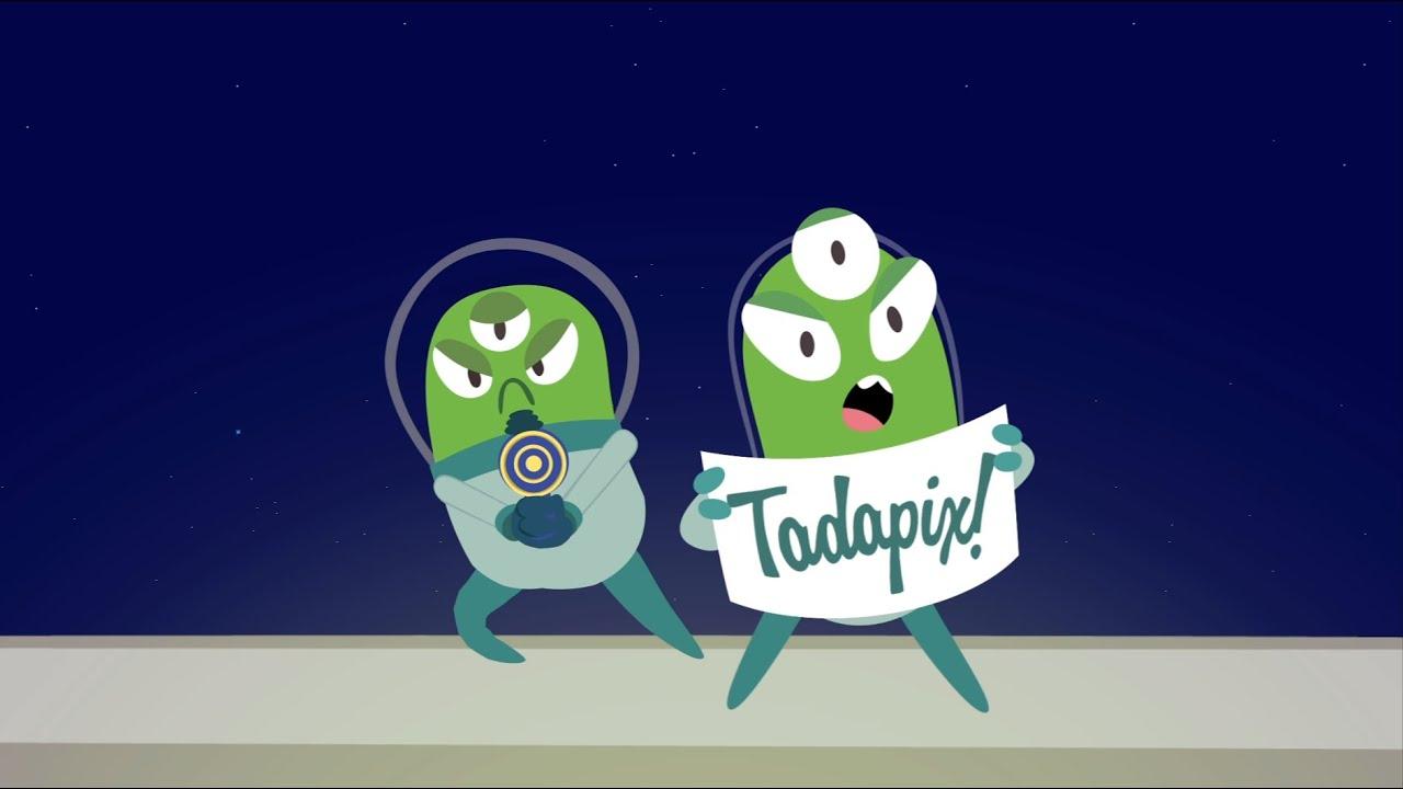 Tadapix Animated Marketing Intro - YouTube