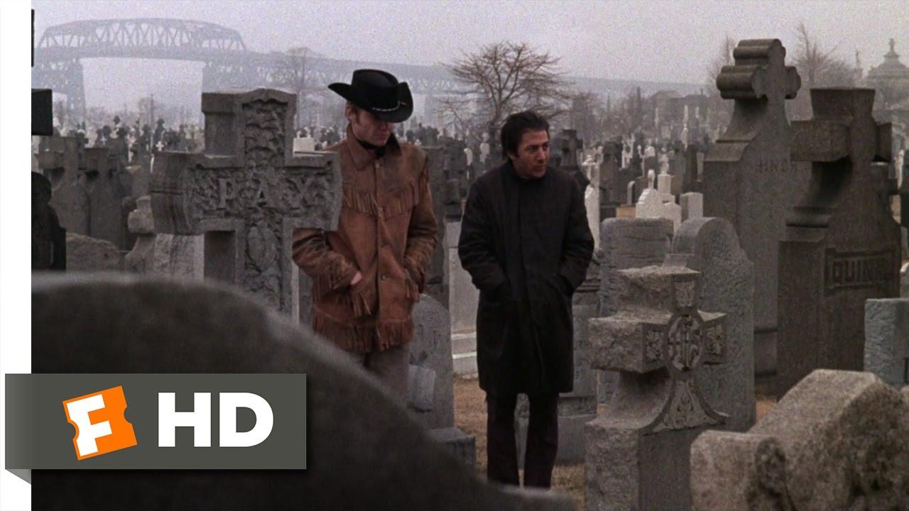 Midnight Cowboy (7/11) Movie CLIP - Ratso and Joe Lose
