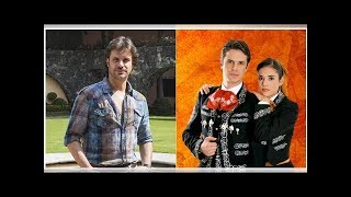 Guapo protagonista de 'la hija del mariachi' se casará por segunda vez
