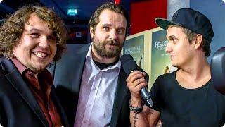 Gronkh, LeFloid & Milla Jovovich und der RESIDENT EVIL Viruswahn - SMN