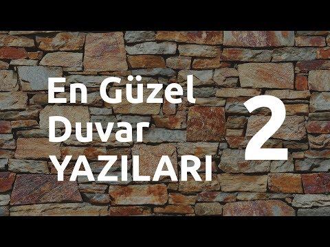 EN GÜZEL DUVAR YAZILARI 2