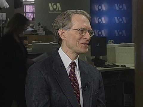 Greg Thielmann in VOA