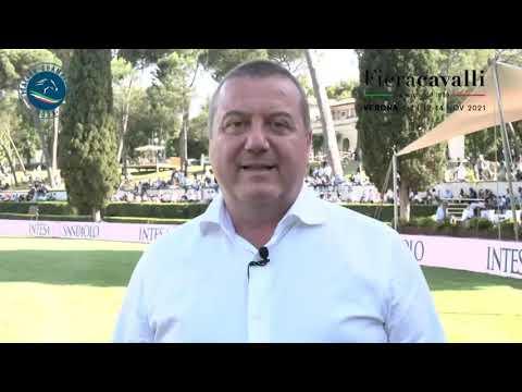 Italian Champions Tour - intervista a Riccardo Boricchi