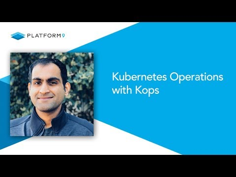 Kubernetes Operations with Kops - YouTube