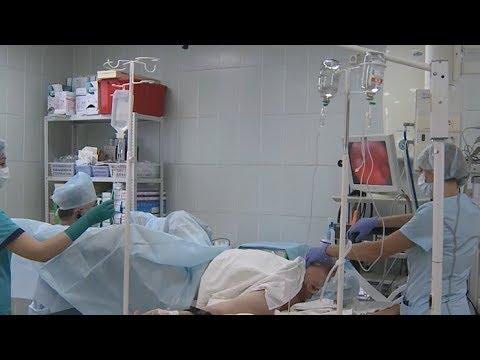 Двойной удар: в Краснодаре онкологи одномоментно удалили две злокачественные опухоли