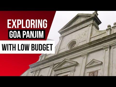 GOA Panjim low budget   exploring Goa Panjim With Low Budget   Low-cost Things to Do in Panjim GOA