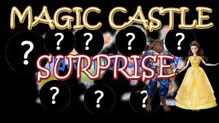 Magic Castle Surprise Eggs+Guess them All+PJ Masks Beauty and the beast+LOL surprise dolls