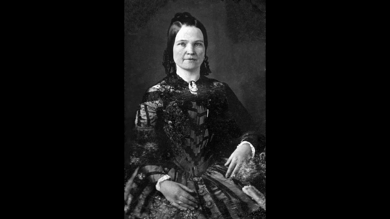 The Insanity Retrial Of Mary Todd Lincoln Youtube