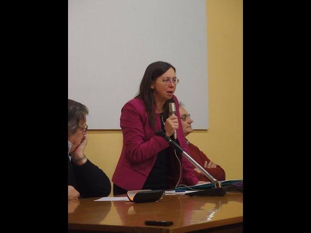 Ministerialità laicali nella parrocchia che cambia - Serena Noceti 17.11.14
