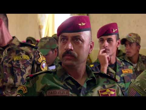 DFN:Qwat Khasah Celebrate the Completion of Special Operations Training BAGHDAD, IRAQ 07.17.2018