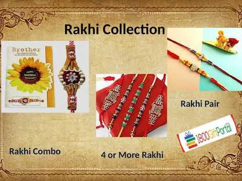 Send Rakhi And Rakhi Gift To Canada - 1800giftportal