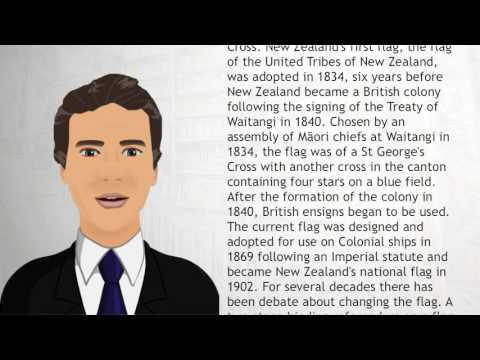 Flag of New Zealand - Wiki Videos