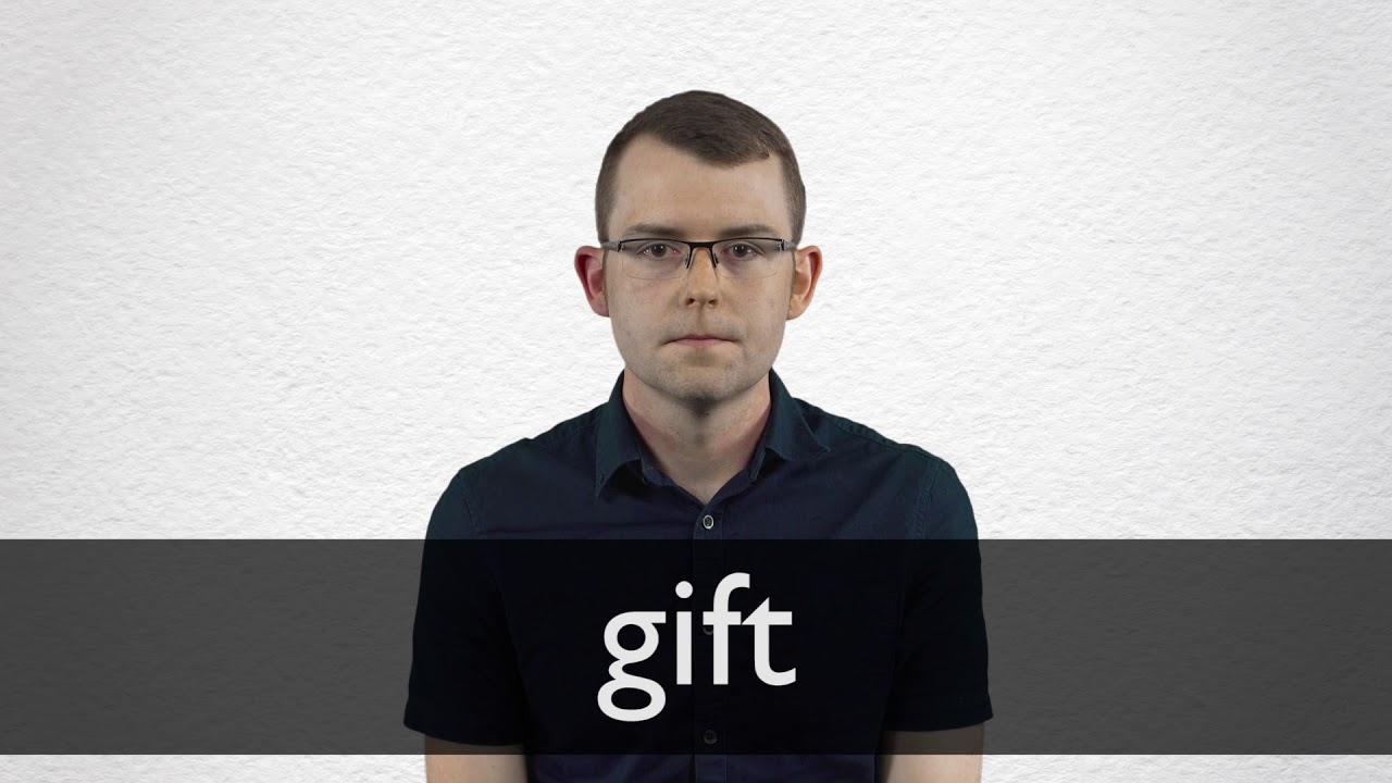 Define Gift Of Gab 4