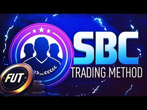 HOW TO MAKE 100K A DAY OFF SILVER PLAYERS!! INSANE SBC, BIDDING & SNIPING METHOD!! (FIFA 18 TRADING)