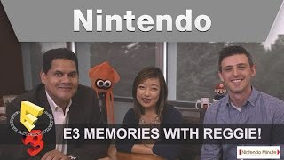 Nintendo Minute - E3 Memories with Reggie