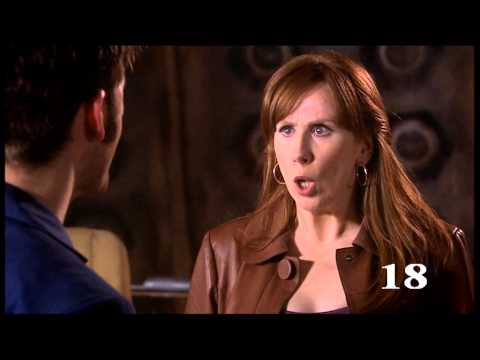Doctor Who - Donna Noble says 'Oi'