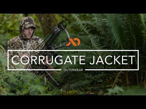 Corrugate Jacket