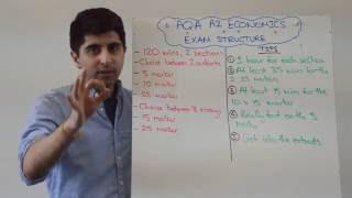 AQA A2 Economics - Exam Tips (Econ 3&4)