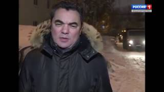 Мэр Уфы обратился к горожанам перед предстоящими снегопадами