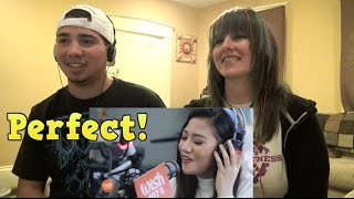 mom son reaction arnel pineda and morissette cover i finally found someone family reactions