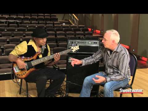 PRS Gary Grainger 5-string Bass Demo - Sweetwater Sound