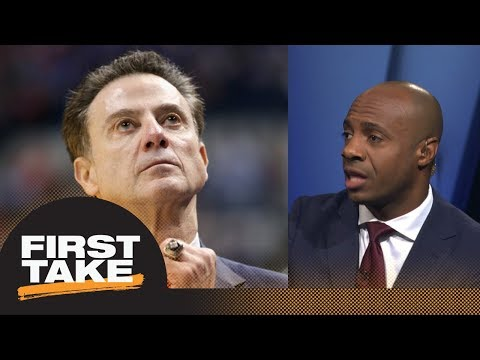 Jay Williams on Rick Pitinos legacy: Its forever tarnished  First Take  ESPN