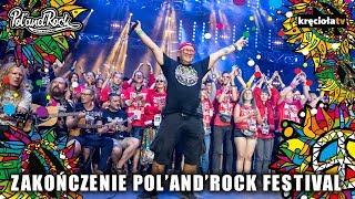 """Bukartyk i festiwalowicze - """"Z tylu chmur"""" / Zakończenie #polandrock2018"""