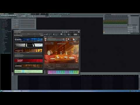 Native Instruments : Middle East