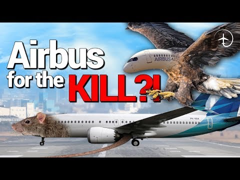 The reasons Airbus hasn't killed Boeing... yet!