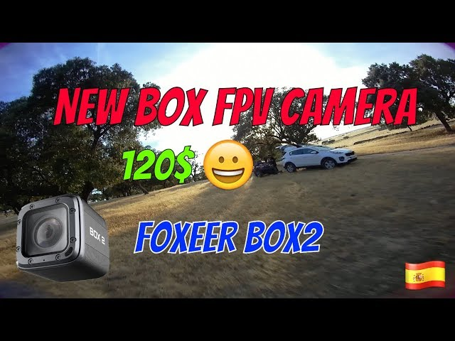 🤩 FOXEER BOX2 + ND16 Filter / Color Correction ㋡