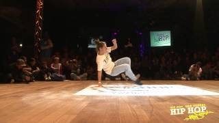 Battle HIPHOP NEWSCHOOL 2013 - Finale BGirl