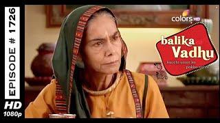 Balika Vadhu - बालिका वधु - 30th October 2014 - Full Episode (HD)