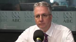 ABC MD Mark Scott speaks to Mark Colvin on editorial independence, integrity & AS