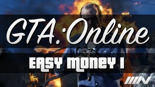 GTA 5 Online - Easy Money 1 - Gallivanter Baller/Lampadati Felon