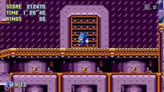 Sonic Mania & Hatsune Miku - Full Gameplay (Part 5)