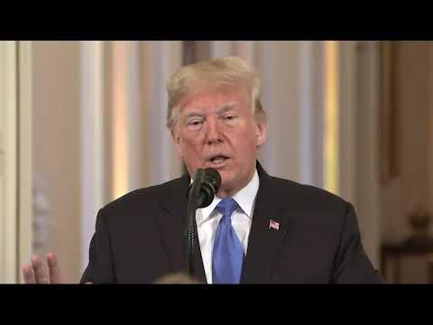 Trump eyes meeting with Kim Jong Un in 2019