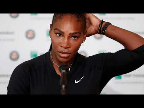 Serena Williams withdraws from French Open clash with Maria Sharapova