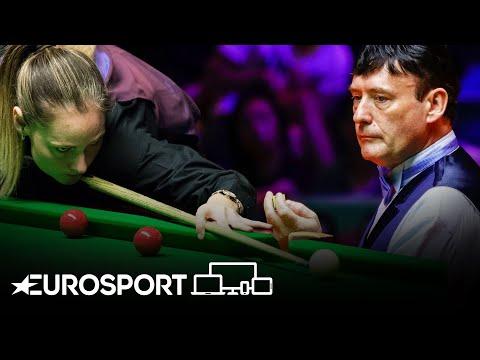 Jimmy White Vs Reanne Evans: Full Match | Snooker Shoot-Out 2019 | Eurosport