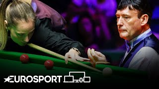 Jimmy White vs Reanne Evans: Full Match | Snooker Shoot-Out 2019 | Eurosport