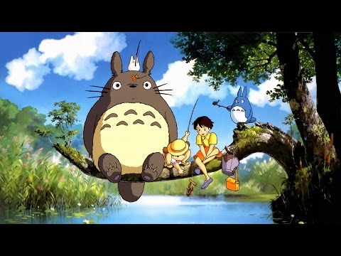 My Neighbor Totoro - Disneycember