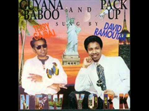 GUYANA BABOO - Terry Gajraj (Audio Only)