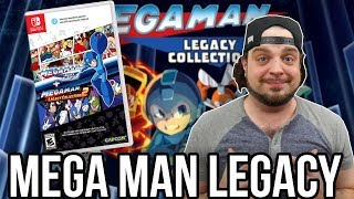 Mega Man Legacy Collection REVIEW for Nintendo Switch | RGT 85